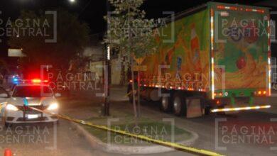 Photo of Ciclista muere arrollado por camión refresquero