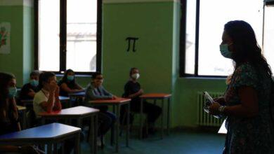 Photo of Reabre Italia sus escuelas; vuelven 5.6 millones de alumnos