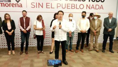 Photo of Descarta Mario Delgado castigo presupuestal para Guanajuato