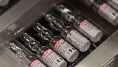 Photo of Confirman efectos secundarios en la vacuna rusa