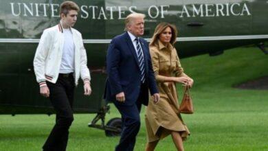 Photo of Barron Trump también se contagió de COVID-19