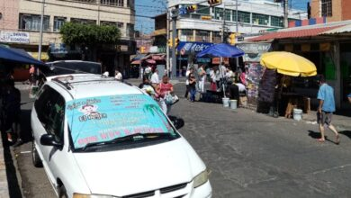 Photo of Le dicen no al comercio en la Leona Vicario