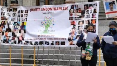 Photo of Colectivos continuarán su lucha para encontrar a desaparecidos