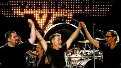 Photo of Muere Eddie Van Halen tras perder batalla contra el cáncer