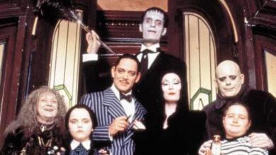 Photo of Tim Burton revive a los Locos Addams con una nueva serie