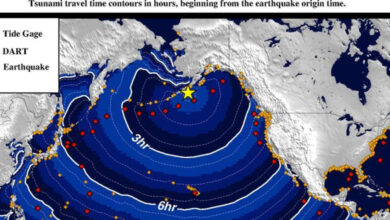 Photo of Reportan sismo y posible tsunami cerca de la costa de Alaska