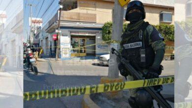 Photo of Atacan otro negocio en Celaya; hay un muerto