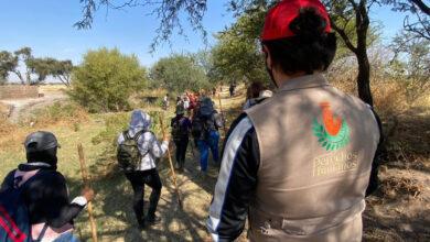 Photo of Acompaña Derechos Humanos en búsqueda de desaparecidos