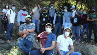 Photo of Protegen con limpieza el Cerro del Palenque