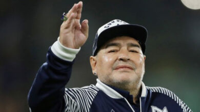 Photo of Fallece Diego Armando Maradona