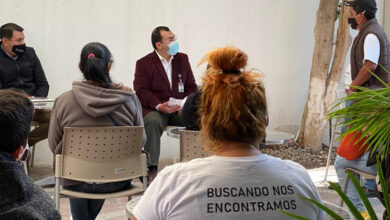 Photo of Se reúne PDHEG con familiares de mujeres desaparecidos