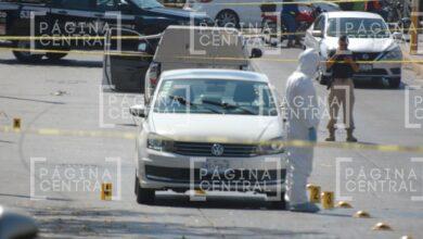 Photo of Asesinan a hombre en asalto, huyen y los detienen en el Puente del Milenio