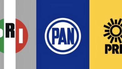 Photo of Se alían PAN, PRI y PRD para competir contra Morena en 2021