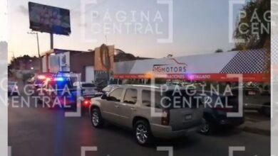 Photo of Ejecutan a tres personas en un lote de autos en León