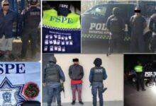 Photo of Caen 124 delincuentes en el estado durante noviembre