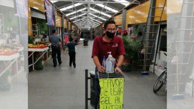 Photo of COVID-19 'deja tambaleando' todos los negocios: Inegi