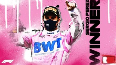 Photo of 'Checo' es el primer mexicano en ganar un Gran Premio de F1 en 50 años