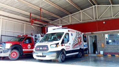 Photo of Atienden paramédicos de Bomberos hasta 15 casos diarios por COVID-19