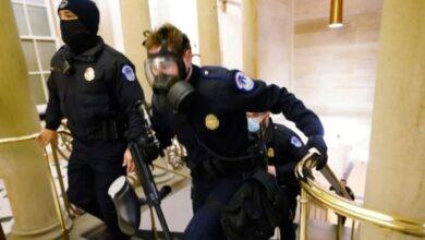 Photo of Fallece mujer que fue baleada durante protestas en el Capitolio