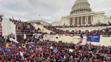 Photo of Congreso de EE. UU. avala nuevo juicio político contra Trump
