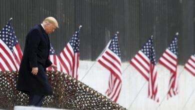 Photo of Desde la frontera, Trump agradece a AMLO 'su amistad'