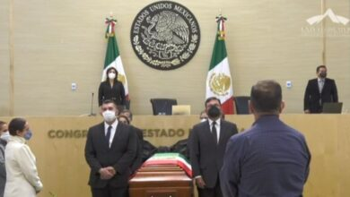 Photo of #VIDEO | En emotivo homenaje diputados despiden a 'Toño' Acosta