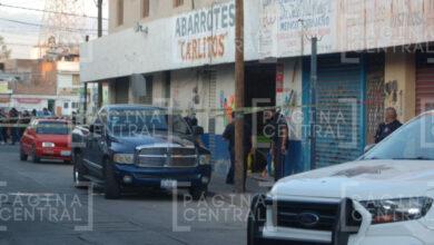 Photo of Dos ejecutados en ataque a una tienda en el mercado Carro Verde