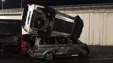 Photo of Exempleado de fábrica de Mercedes destroza 69 autos nuevos