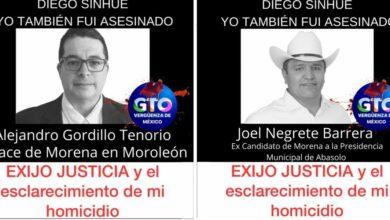 Photo of Denuncia Morena desatención de asesinatos de sus militantes