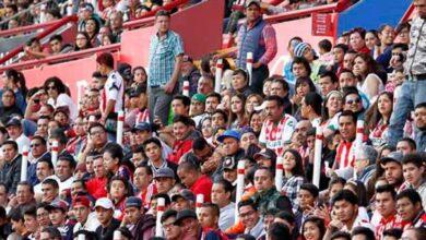 Photo of Estadio Victoria de Necaxa tendrá afición ante San Luis