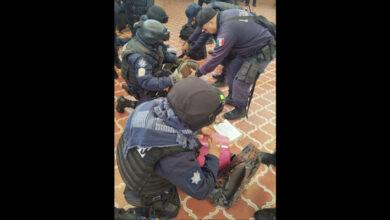 Photo of Intervienen SSP y FGE a Policía de Juventino Rosas